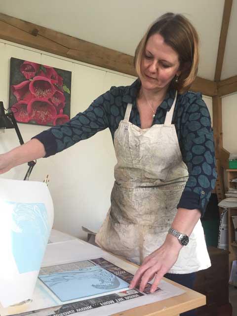 Aylsa Williams - printmaker